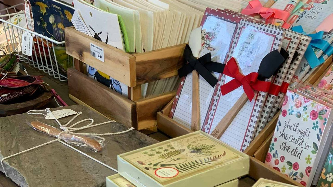 stationery, cards, and paper gifts